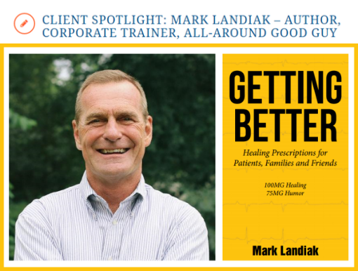 Getting Better with Mark Book Review by Dan Campana - Sarcoidosis Awareness